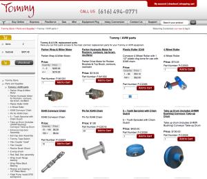 buy car wash parts online